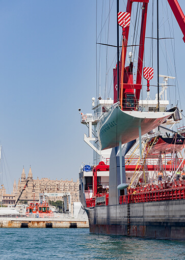 Complete Marine Freight - Yacht Shipping and Transport