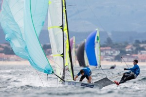 2014 ISAF Sailing World Championships - Day 8